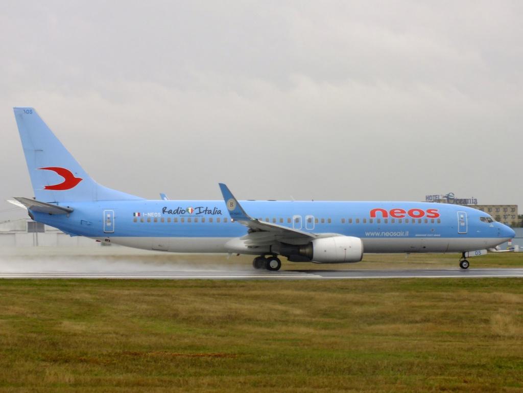 [28/09/2013] 737-800 (I-NEOS) Neos 489909Septembren2090
