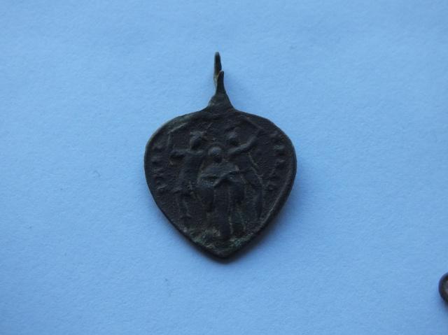 Médaille Notre-Dame d' Einsiedeln / St-Meinrad 490082DSCF4686