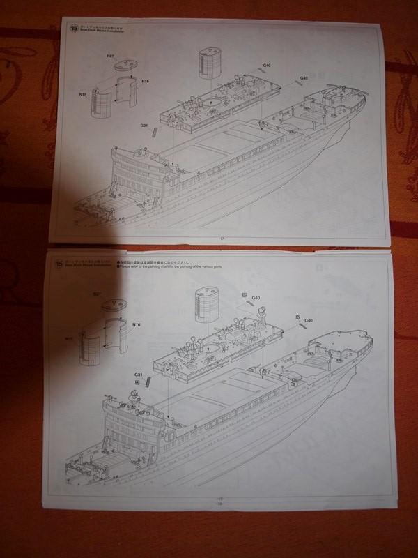 Hikawa Maru liner/ Hein maru aide logistique sous marin 490147P2034286Copier