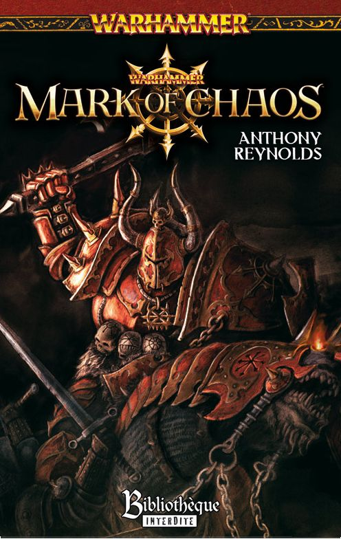Mark of Chaos d'Anthony Reynolds 490183mark