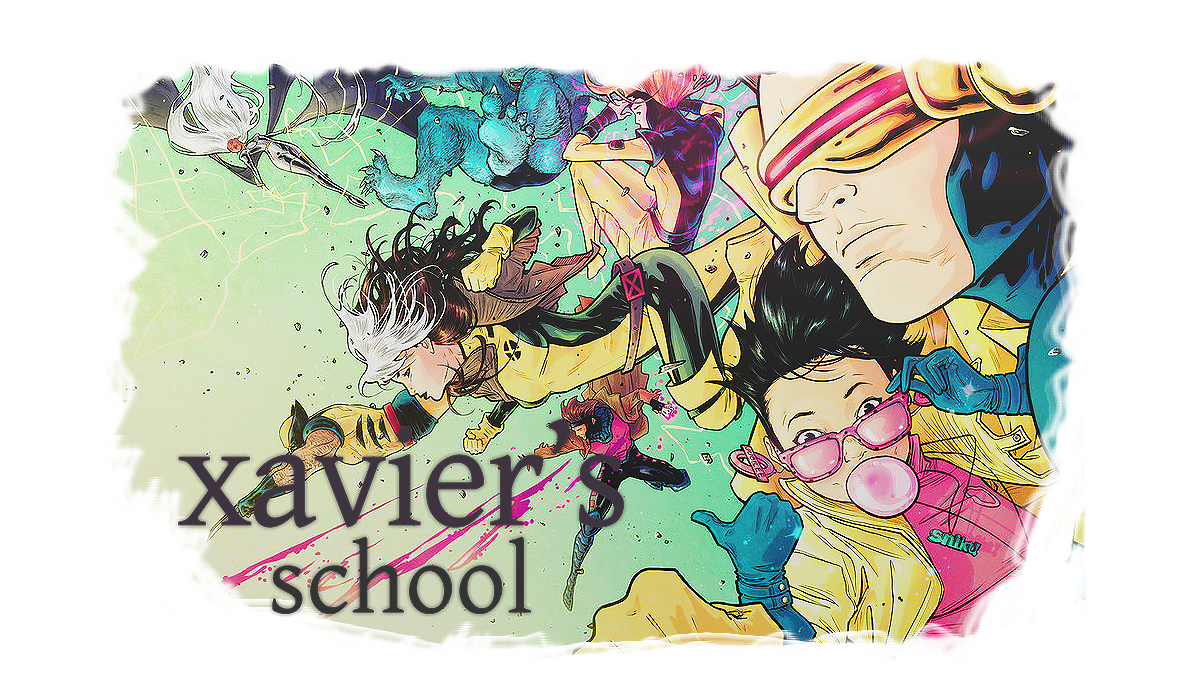 Xavier's School RPG