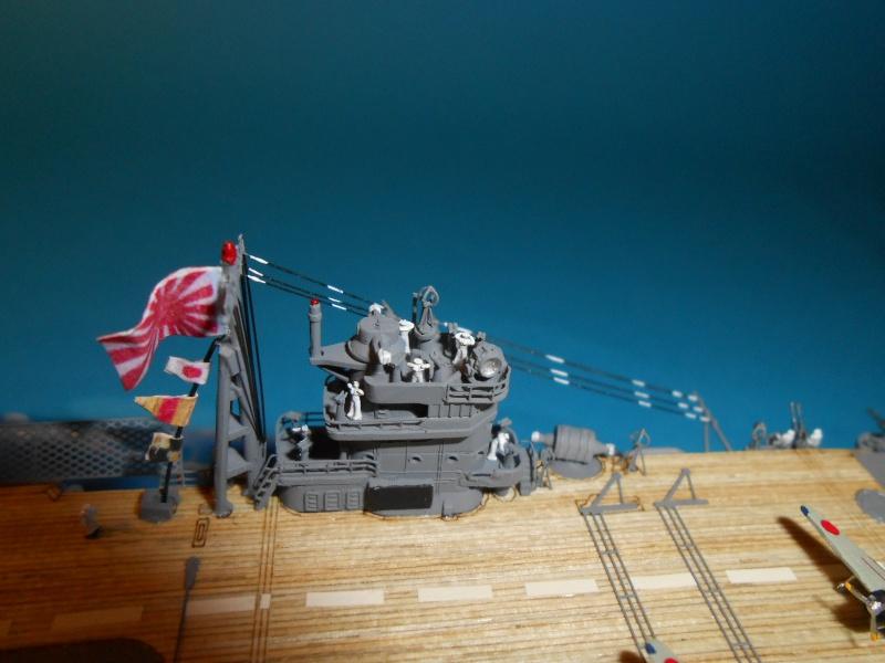 Akagi hasegawa 1/700 PE/pont en bois /babiolles 490321aka700fini050