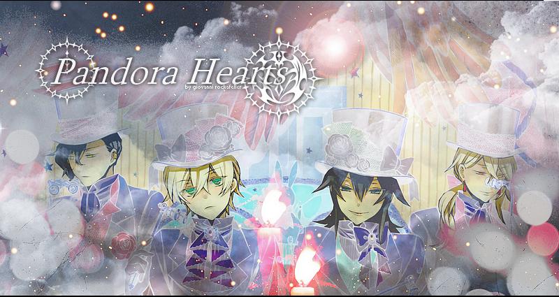RPG Pandora Hearts