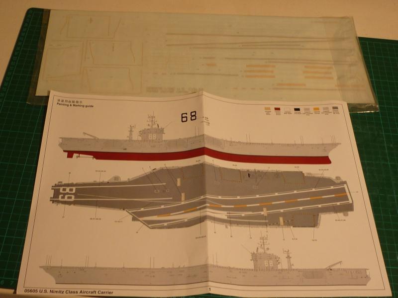 CVN Nimitz 1/350 Trumpeter 490604P1040809