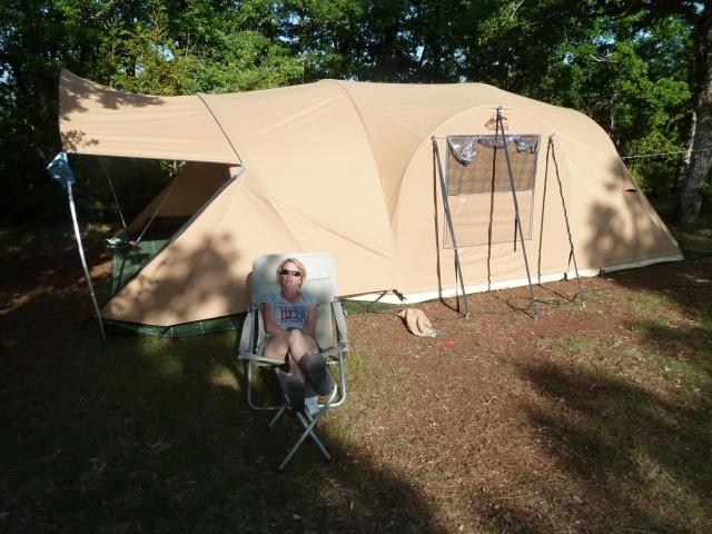 Camping La Blaquière acceuil paysan 491141P1020597