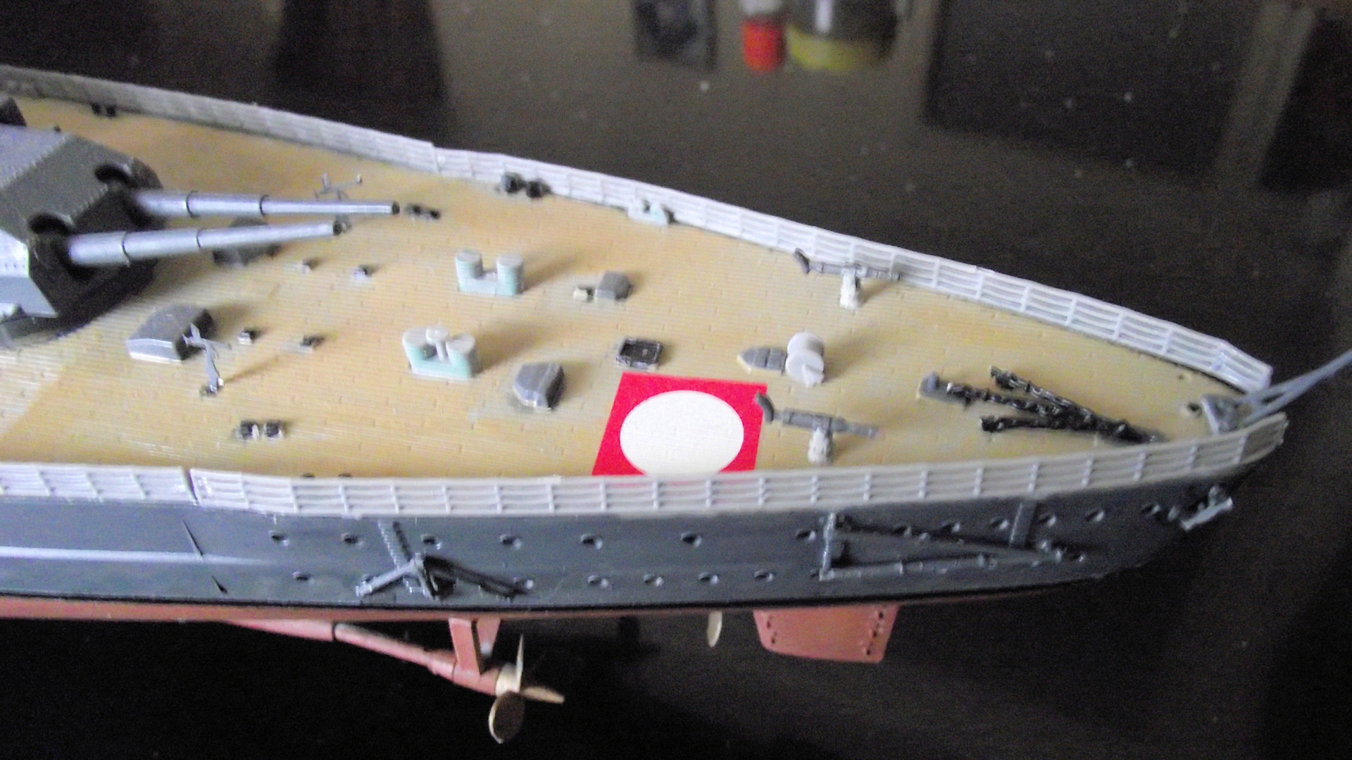 Tirpitz Revell au 1x350 avec PE - Page 2 492875TirpitzRevell1x35036