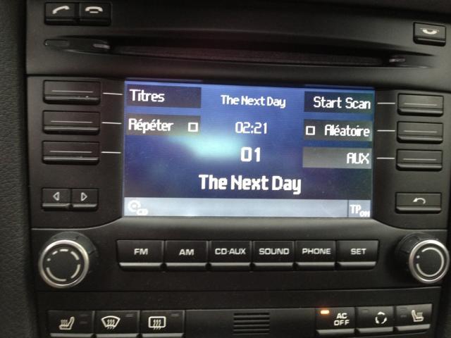 Changer l'auto radio sur une Boxster de 2011 493553IMG0418