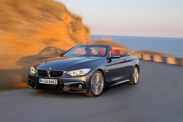 BMW Group au 92e European Motor Show Brussels 494012BMWSrie4Cabrio