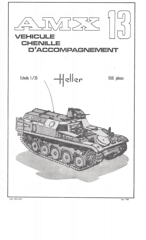 AMX 13 VCA - (Réf. L786) 1/35  494022VCA001