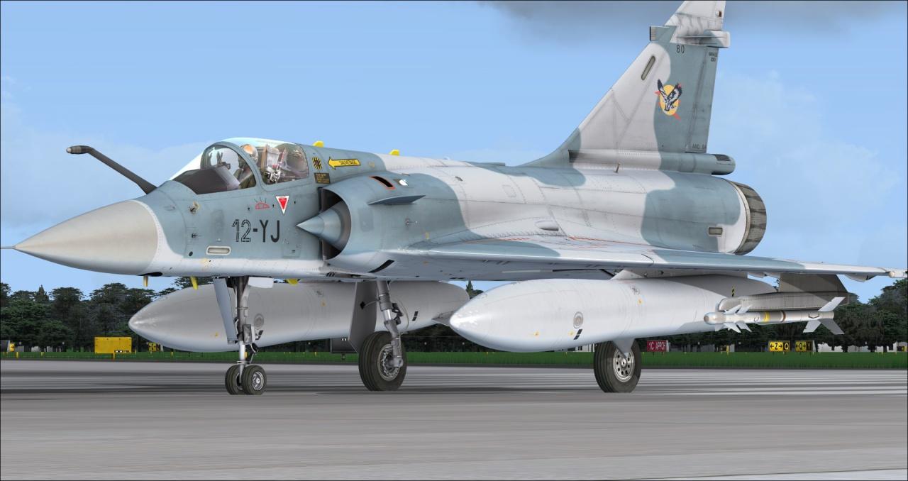 Mirage 2000-C 494185M2K01