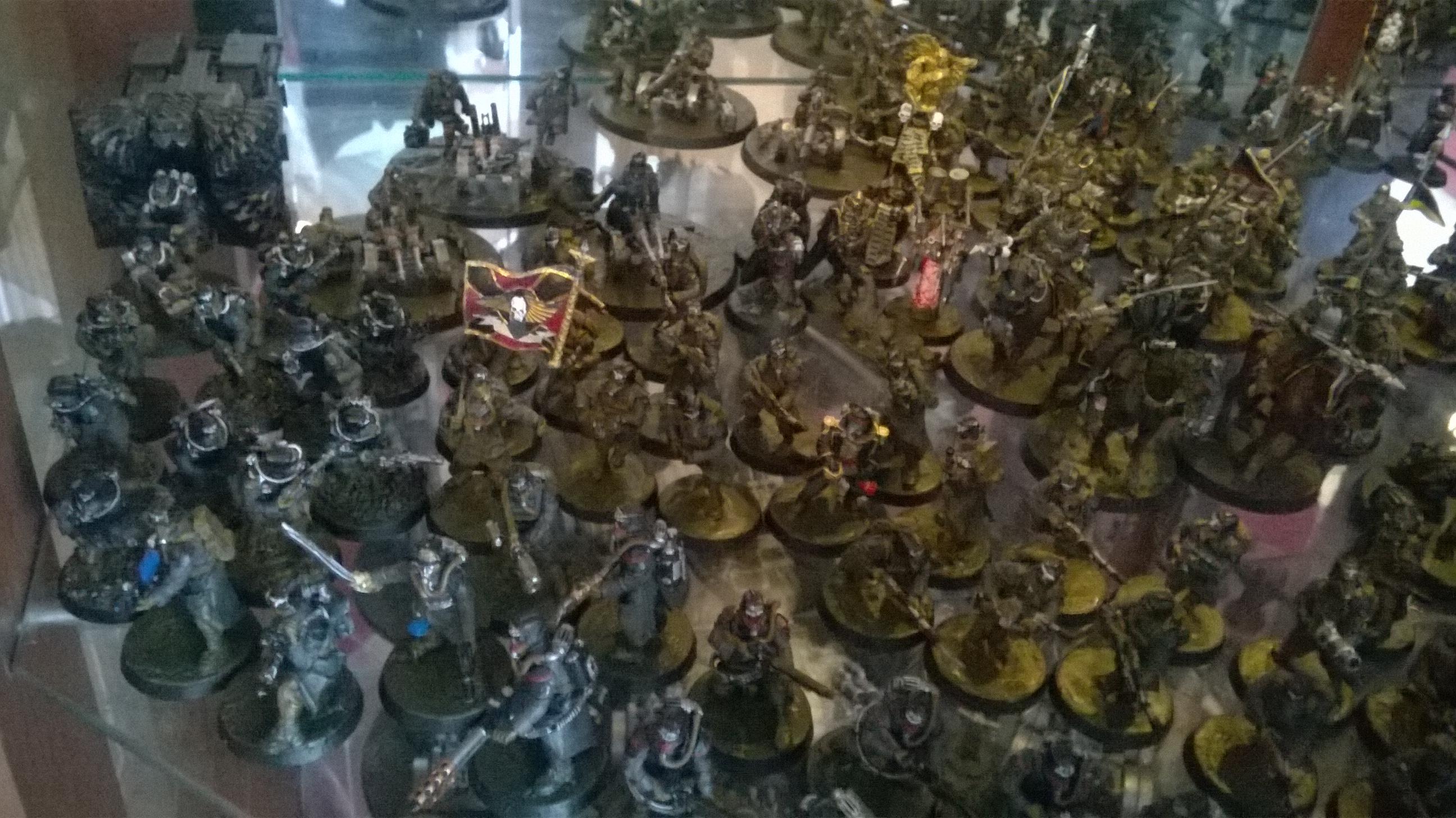 Les Armées de Nico. (Battle & 40K) 4954575431