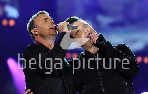 Robbie et Gary au concert Heroes 12-09/2010 49547722295405