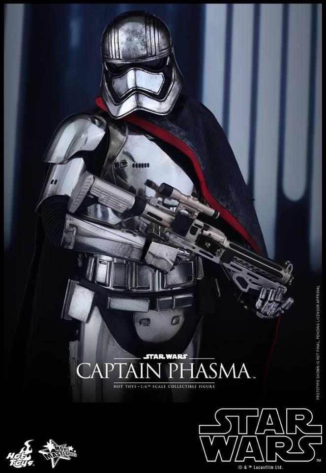 HOT TOYS - Star Wars: TFA - Captain Phasma 497587111