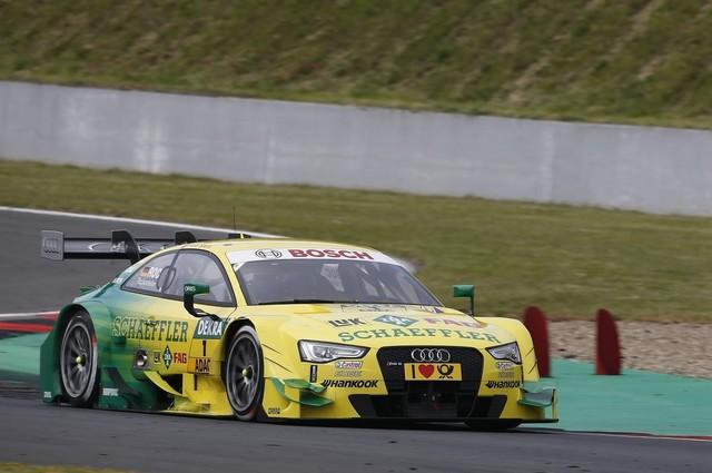 Audi prend la tête du DTM 498072audimotorsport1405172923