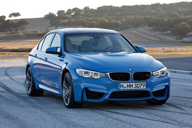BMW Group au 92e European Motor Show Brussels 498286BMWM3Berline