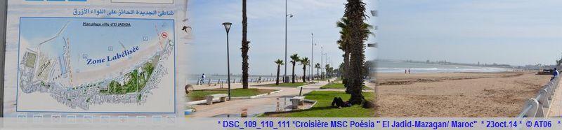 Z06 / C/R MSC.... Poesia 21/10 au 30/10 2014   Gêne Malaga Casablanca Lisbonne Barcelone Marseille 499034DSC109110111