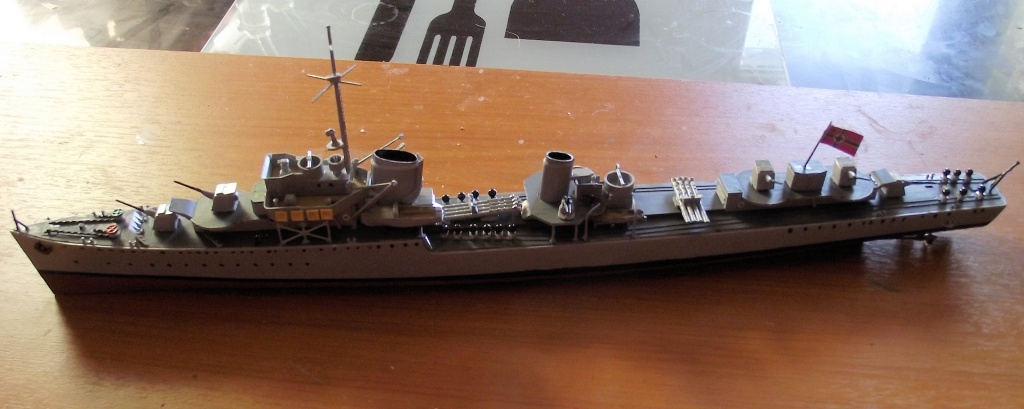 Destroyer 1936 1x350 Revell 500917Destroyer11