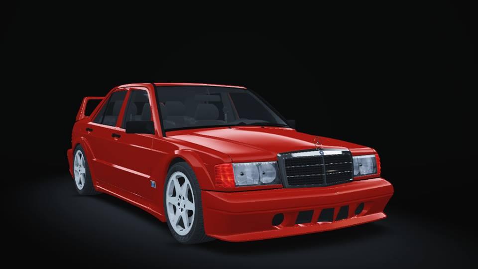 Mercedes 190E EVO II  5016161532733315538873012933044734316305372591482n