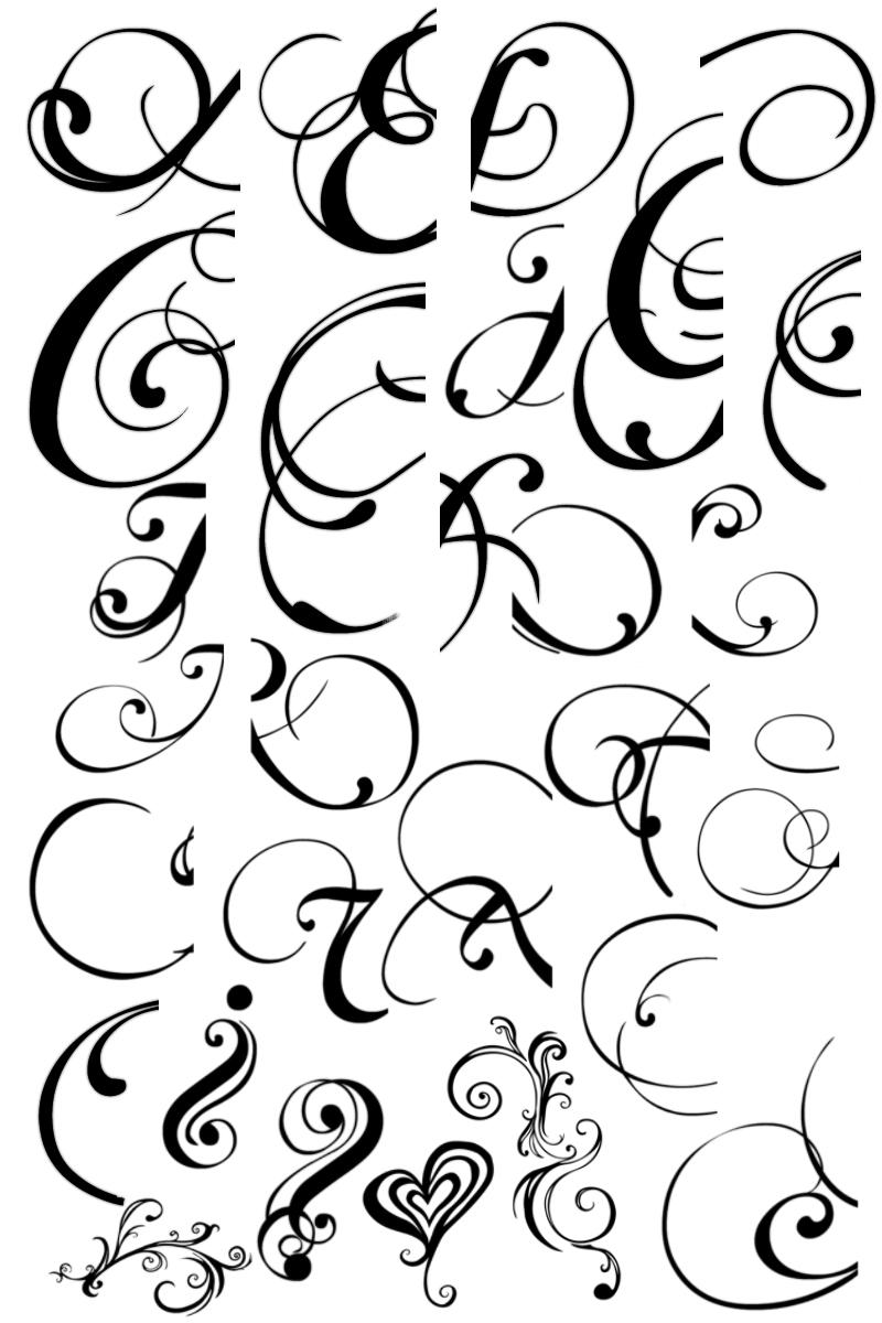Les Brushs Psd Que j'aime bien - Page 2 502040Palettebrushswirl