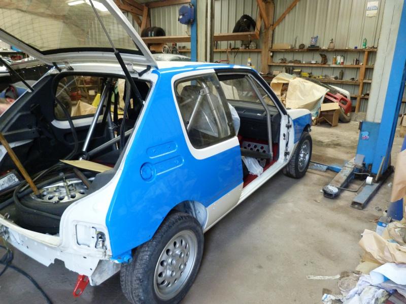 Replique 205 GTI Gr N de Jean Sébastien Couloumies 502851201109sept059