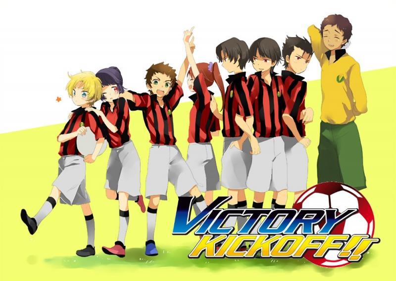 Victory Kickoff
