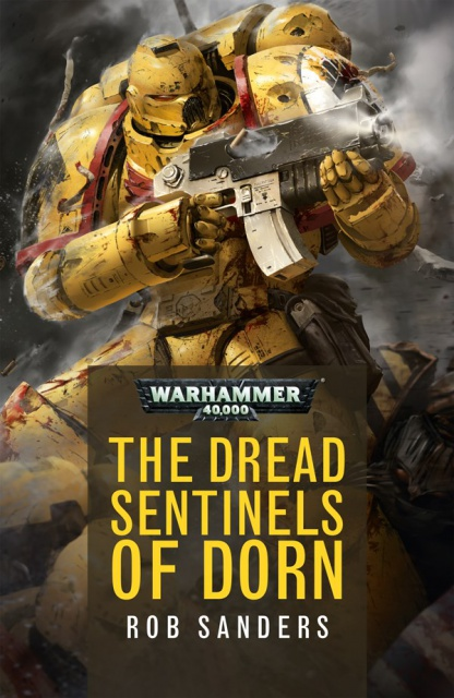 Black Library Advent Calendar 2014 - Page 3 503251DreadSentinelsofDorn