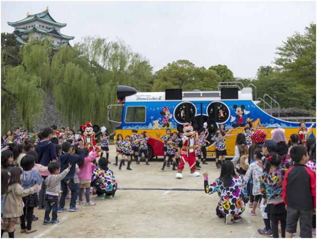 [Tokyo Disney Resort] Programme complet du divertissement à Tokyo Disneyland et Tokyo DisneySea du 15 avril 2018 au 25 mars 2019. 503433sf1