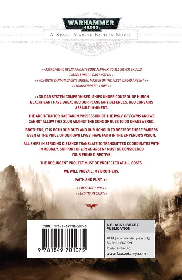 La Faille de Gildar (The Gildar Rift) de Sarah Cawkwell 503996gildarback