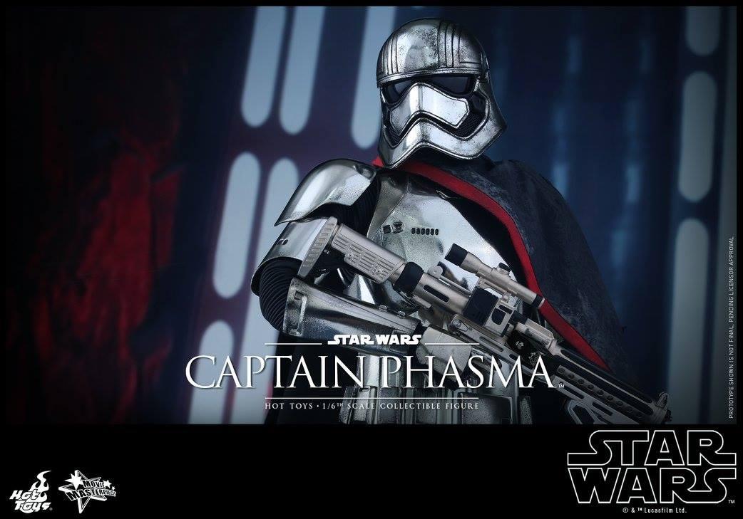 HOT TOYS - Star Wars: TFA - Captain Phasma 504140113
