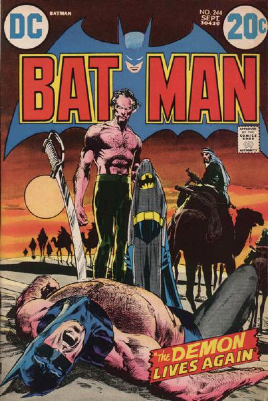 [ARTICLE] Batman: Ra's Al Ghul 504282139853batman2441972