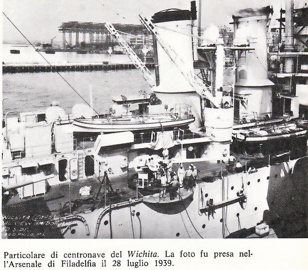 USN CROISEUR LOURD USS WICHITA 504517USSWichita1