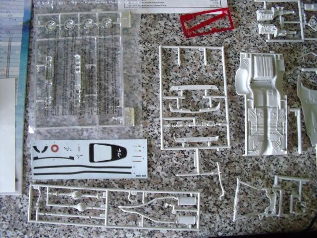 Dodge Charger '71. Amt/Ertl 1/25. 505113Charger71005