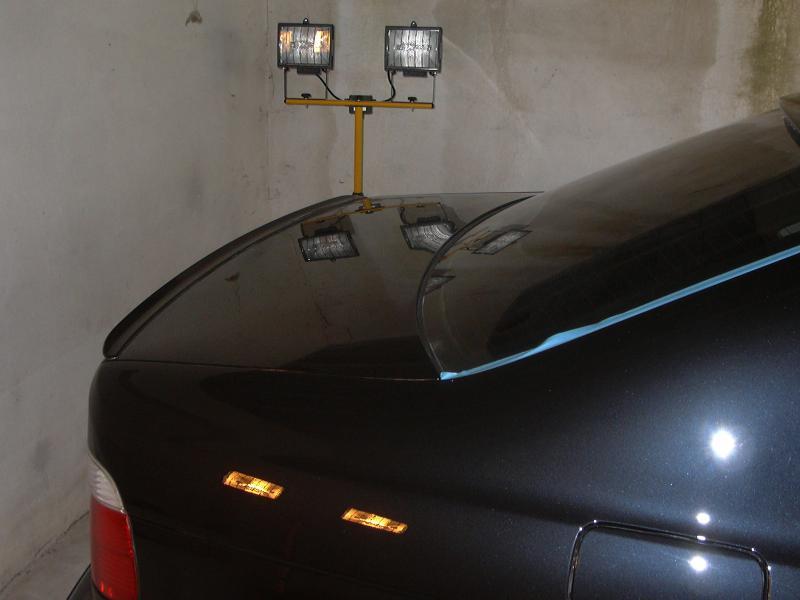 [BMW 530 d E39] Renaissance d'un Cosmos Schwarz Metallic 505384P1010025