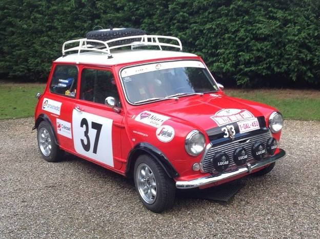 Rallye de Monte Carlo 2015 505713MiniMonteCarlohistorique2015