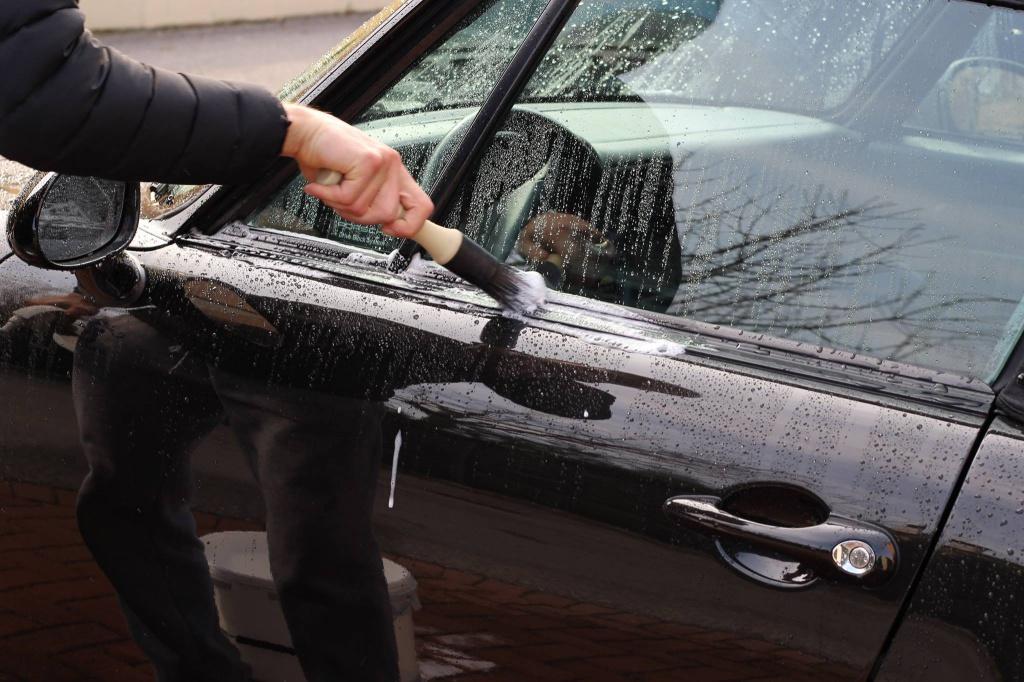 PORSCHE 993 Cabrio - Preparazione interna/esterna 5066100921