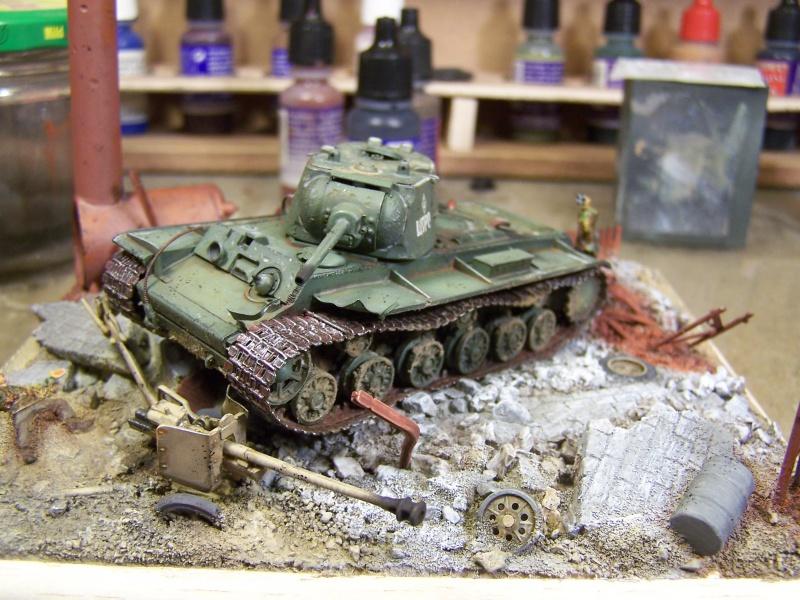"""""""Le duel"""" KV1c vs Panzergrenadiere Russie 1942 (terminé) - Page 2 5068591005494"""