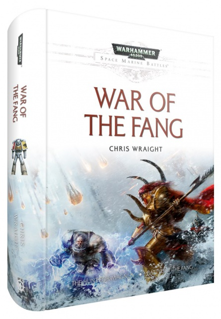 Programme des publications The Black Library 2015 - UK  - Page 4 506955SMBWaroftheFangHBCOVER