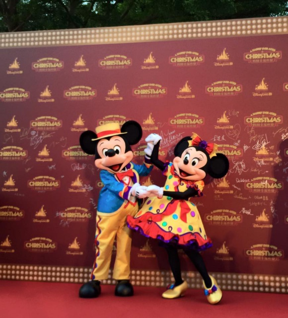 [Hong Kong Disneyland] Mickey and the Wondrous Book (2015) 507138w36