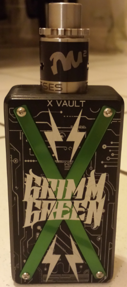Box Surric XR Vault 50714220170202060903