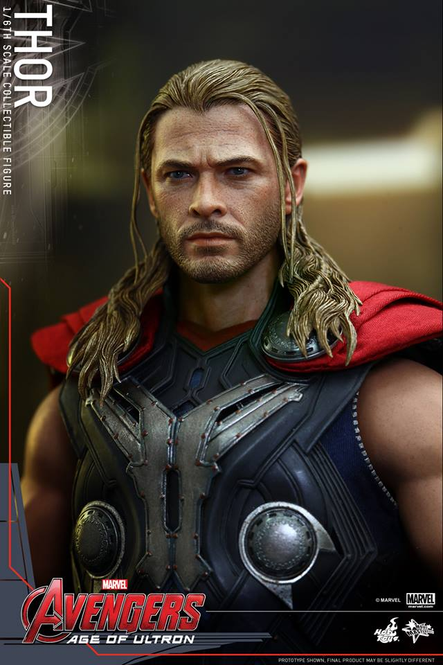 HOT TOYS - Avengers: Age of Ultron - Thor 507835114