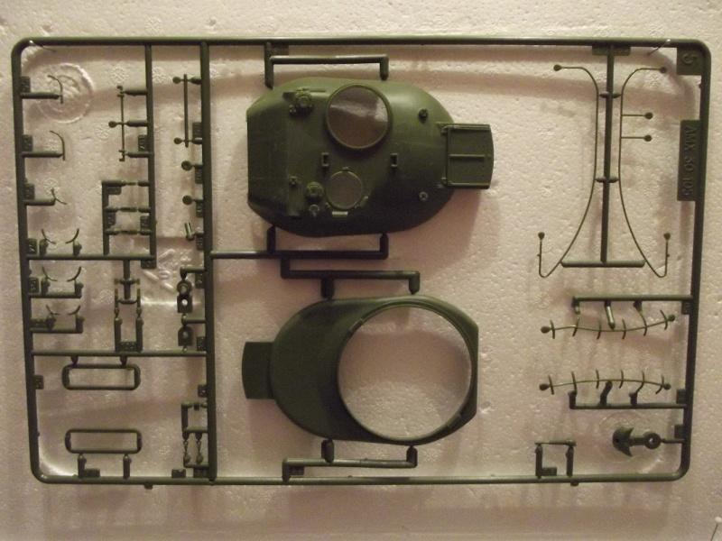 AMX 30 canon de 105 - (Réf. L810) 1/35 507886HellerAMX30105810019