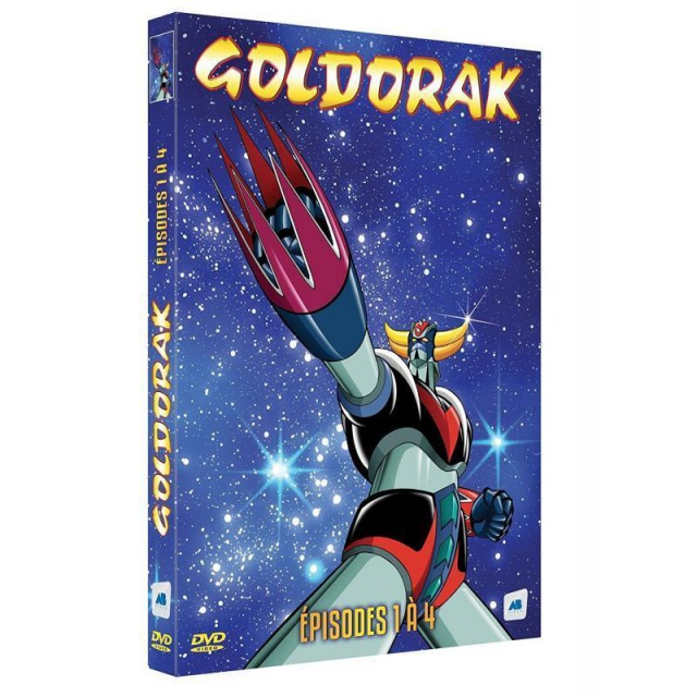 Goldorak - Collection DVD (Vente à l'unité) 5081543014