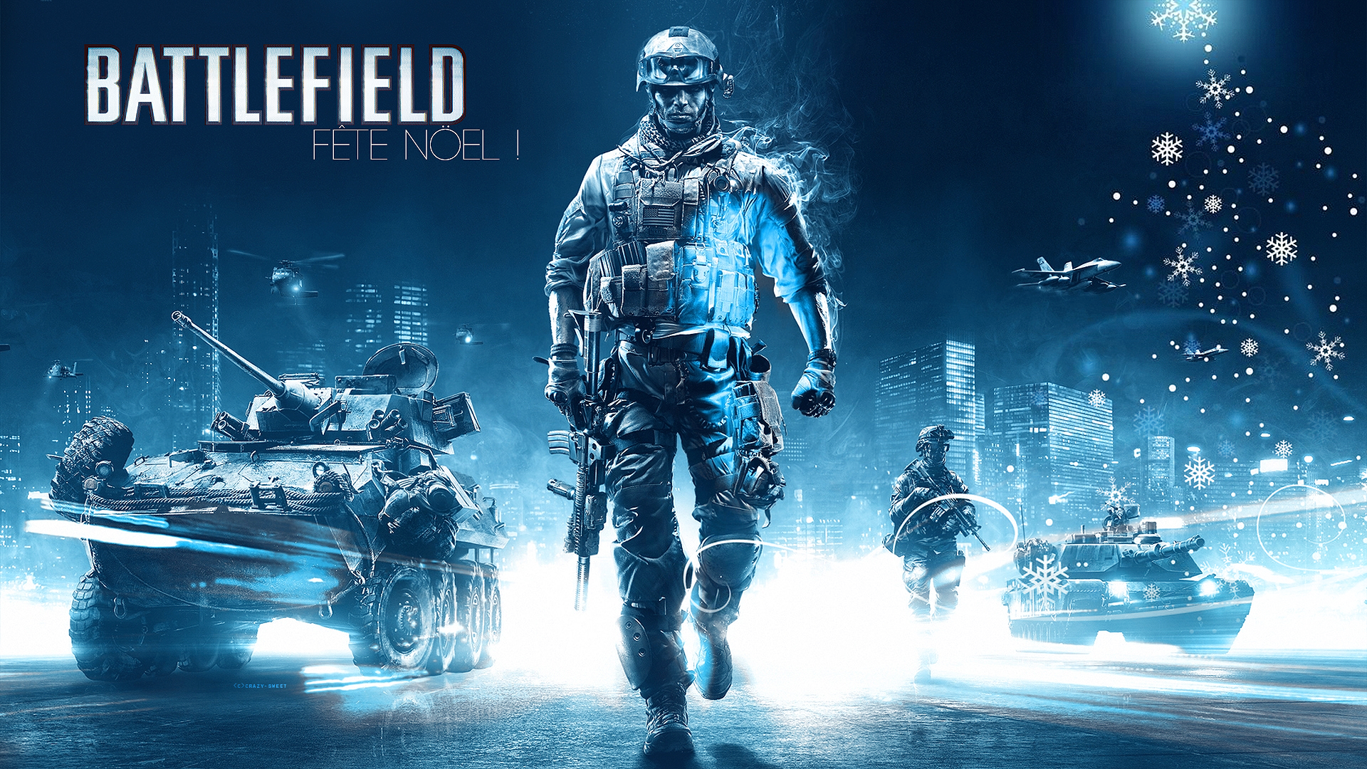 « Close your eyes. » - Crazy-Sweet 508335Battlefield