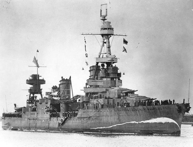 USN CROISEUR LOURD USS WICHITA 508602USSNorthamptonCA26