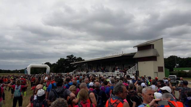 ULTRAMARIN 2017 - MN 29 km - Ma première marche chronométrée 508773Departultramarin