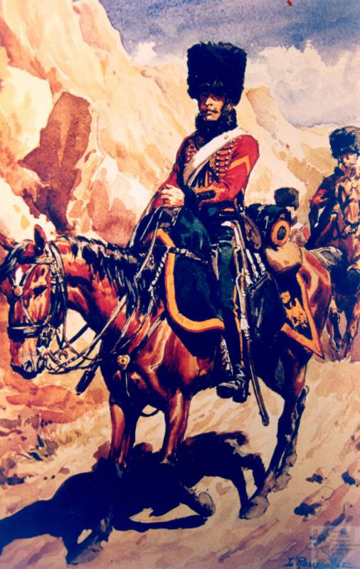 Les chasseurs à cheval de la Garde 509241CCGI15