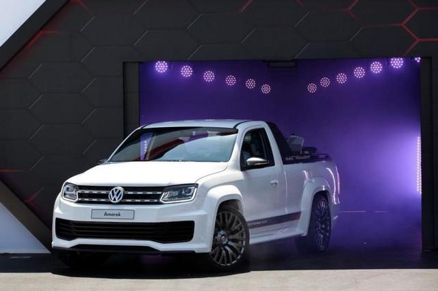 Wörthersee 2013 : Volkswagen Concept Amarok R-Style 509353VolkswagenAmarokRStyleConcept1