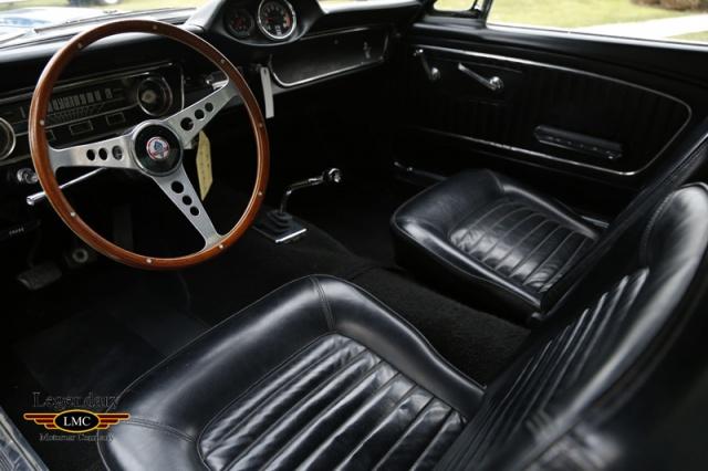 mustang shelby 350 GT 1965  kit monogram 1/24 . 509921interieur350gt19656