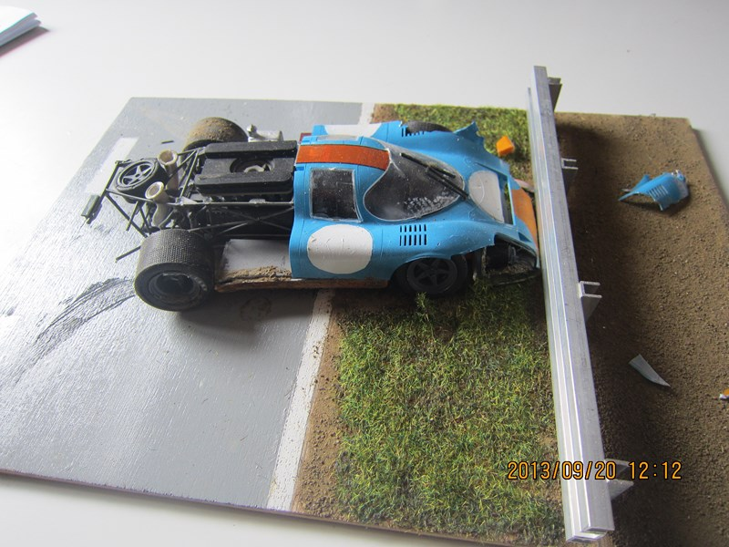 """Porsche 917 n°20 Film """"Le Mans """" 510370IMG1286Copier"""