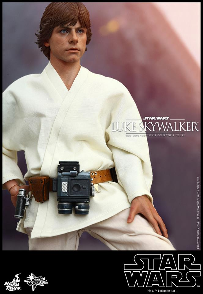 HOT TOYS - Star Wars: Episode IV A New Hope - Luke Skywalker 510668102